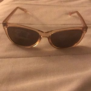 Pink Kenneth Cole Reaction sunglasses